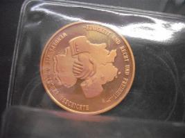 Foto 2 Gold Münze '' Einigkeit und Recht und Freiheit ''