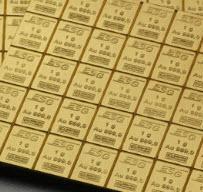 Goldbarren 1 g Gramm Goldtafeln Tafelbarren Feingold 999.9 Combibarren