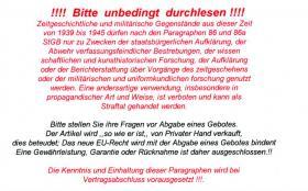 Foto 2 Goldbarren der Deutschen Reichsbank.