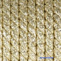 Foto 6 Goldfarbene Kordeln, Kordeln in silberfarben, Bastel Kordel