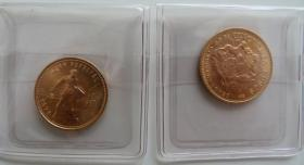 Foto 5 Goldmünzensammlung