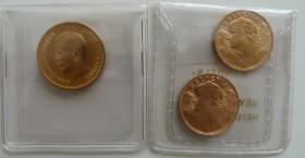 Foto 6 Goldmünzensammlung