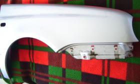 Foto 2 Golf 4 Cabrio Kotflügel re & li