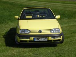 Golf Cabrio ''Color Concept'' 2,0