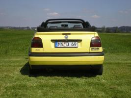 Foto 2 Golf Cabrio ''Color Concept'' 2,0