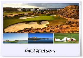 Golfurlaub in der Golfregion Murcia in Spanien!