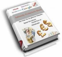 Google Adwords Gutschein eBuch Cover