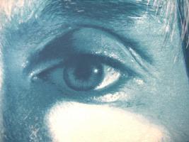 Foto 4 Gottfried Helnwein ( geb. 1948 Oesterreich ) Portrait of Andy Warhol.