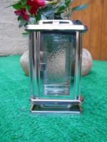 Foto 4 Grablaterne ''petit'' aus Edelstahl Grablampen Grablichter Grableuchten
