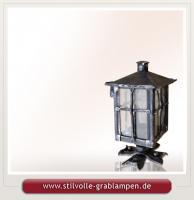Grablichter aus Schmiedeeisen Grablaternen Grablichter Grableuchten Grablampen