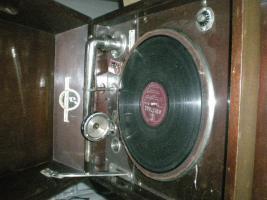 Grammophon Sammlerstück