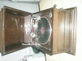 Foto 3 Grammophon Sammlerstück
