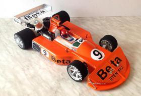 Graupner Expert Speed Car 1/8 2WD March 751 1975 Vittorio Brambilla