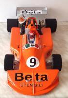 Foto 3 Graupner Expert Speed Car 1/8 2WD March 751 1975 Vittorio Brambilla