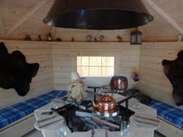 Foto 4 Grillkota, nordische Grillkota NH 6,9 m² 9,20 m² 12,00 m² 17,00 m² und 25,00 m², ...