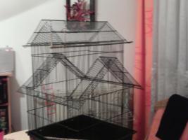 Größeren Vogelkäfig