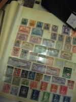 Foto 3 Grosse Kiste Briefmarken, Feldpost, Flugpost, &Dokumente, Militaria