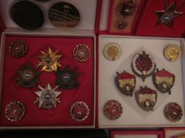 Foto 2 Große Orden - Auszeichnung - Abzeichen - Medaille - Sammlung - Konvolut