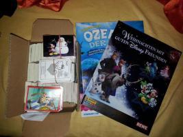 Große Stickerauswahl Disney Hello Kitty Dfb Wwf Unsere Erde usw