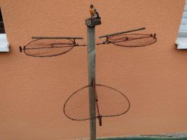 Foto 2 Große vogelfalle 40 x30 cm stieglitz dompfaff erlezeisig