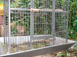 Foto 3 Großer Papageienkäfig in prima Zustand