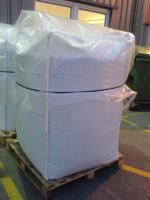Grosse Mengen an gebrauchten Big Bags