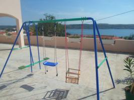 Foto 5 Gruppenhaus in Rtina Miocici 300 m vom Strand mit herrlichem Meerblick bis 30 Personen Dalmatien Kroatien