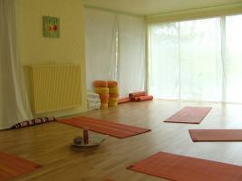Foto 2 Gruppenraum, Yogaraum, Behandlungsraum, Praxis, Raum, Kleingruppenraum, Multifunktionsraum, Multiraum, Raum für Veranstaltungen. Veranstaltungen, Seminarraum,