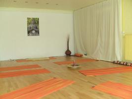 Foto 4 Gruppenraum, Yogaraum, Behandlungsraum, Praxis, Raum, Kleingruppenraum, Multifunktionsraum, Multiraum, Raum für Veranstaltungen. Veranstaltungen, Seminarraum,