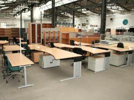 Günstige Büromöbel gebraucht & neu von Markenherstellern bundesweit verfügbar!