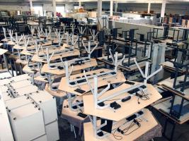 Foto 4 Günstige Büromöbel gebraucht & neu von Markenherstellern bundesweit verfügbar!