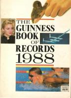 Guinness Book of Records (1988)