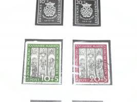 Gut erhaltene Briefmarkensammlung( ab 1949 BRD )