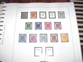 Foto 2 Gut erhaltene Briefmarkensammlung( ab 1949 BRD )