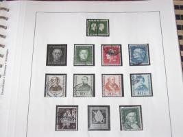 Foto 4 Gut erhaltene Briefmarkensammlung( ab 1949 BRD )