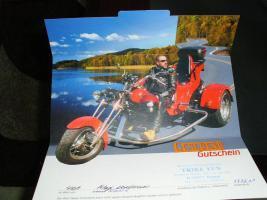 Gutschein Rewaco Trike für ein Wochenende