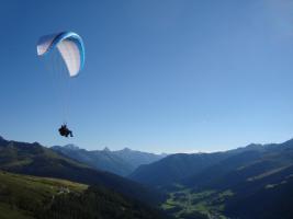 Foto 4 Gutschein für einen Tandemsprung Davos Schweiz