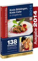Gutscheinbücher 2013/2014 für verschiedene Regionen
