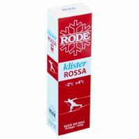 HABRUS - RODE Klister K40 Rossa + 4°C / - 2°C Artikelnummer: 0404