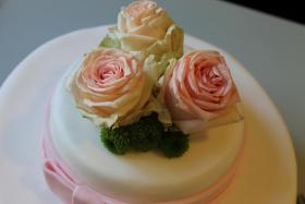 Foto 7 HAUSGEMACHT: Hochzeitstorten ganz individuell und geschmackvoll ! Nicht nur von außen !