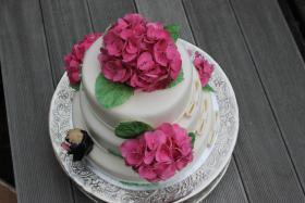 Foto 22 HAUSGEMACHT: Hochzeitstorten ganz individuell und geschmackvoll ! Nicht nur von außen !