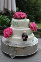Foto 23 HAUSGEMACHT: Hochzeitstorten ganz individuell und geschmackvoll ! Nicht nur von außen !