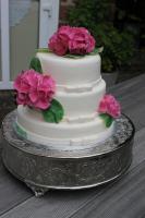 Foto 24 HAUSGEMACHT: Hochzeitstorten ganz individuell und geschmackvoll ! Nicht nur von außen !