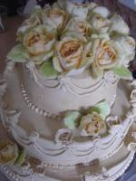 Foto 28 HAUSGEMACHT: Hochzeitstorten ganz individuell und geschmackvoll ! Nicht nur von außen !