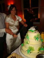 Foto 33 HAUSGEMACHT: Hochzeitstorten ganz individuell und geschmackvoll ! Nicht nur von außen !
