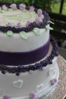 Foto 45 HAUSGEMACHT: Hochzeitstorten ganz individuell und geschmackvoll ! Nicht nur von außen !