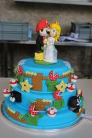 Foto 52 HAUSGEMACHT: Hochzeitstorten ganz individuell und geschmackvoll ! Nicht nur von außen !