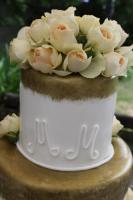Foto 59 HAUSGEMACHT: Hochzeitstorten ganz individuell und geschmackvoll ! Nicht nur von außen !