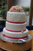 Foto 64 HAUSGEMACHT: Hochzeitstorten ganz individuell und geschmackvoll ! Nicht nur von außen !