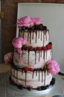 Foto 72 HAUSGEMACHT: Hochzeitstorten ganz individuell und geschmackvoll ! Nicht nur von außen !